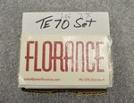 Peter Florance TE70 Pickup Set