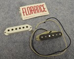 2015 Peter Florance Strat Neck Pickup