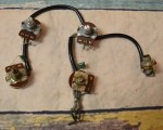 Vintage Original Wiring Harness