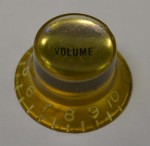 1962 Bonnet Reflector Volume Knob