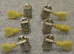 69-74 Gibson Deluxe Double Line Double Ring Tuners