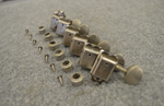 Strat/ Tele Single Line Tuning Machines