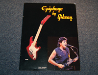 Epiphone by Gibson Catalog