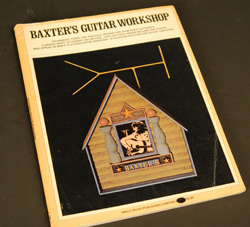 Baxter's Guitar Workshop book