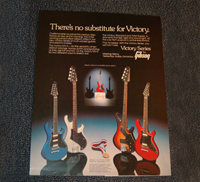 Victory Series Gibson Advertisement