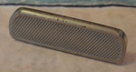 Vintage Original 1940s Nickel Lap Steel Tone Bar
